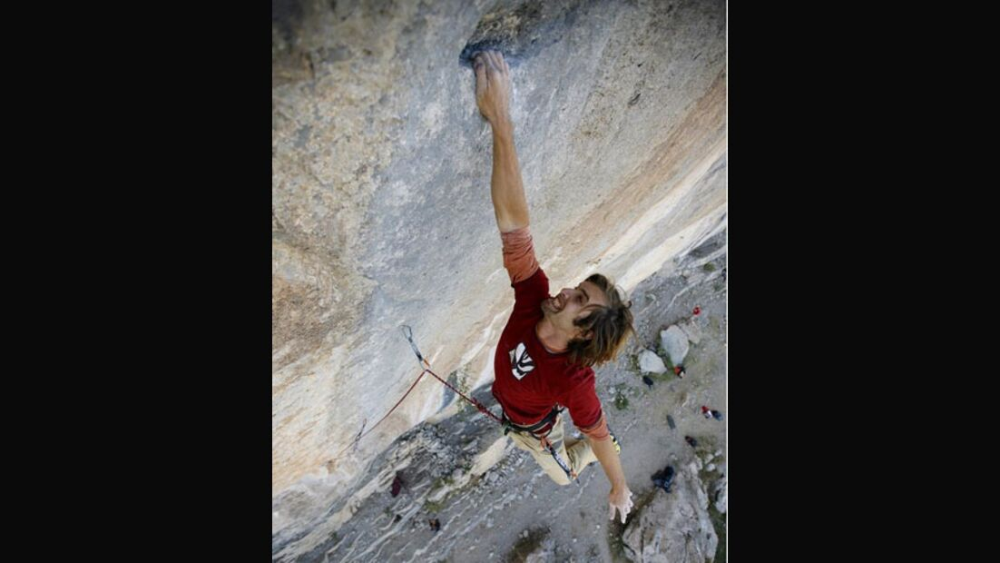 KL Chris Sharma Three Degrees of Separation