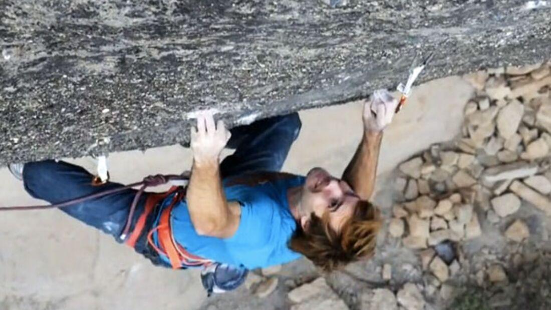 KL Chris Sharma klettert El Bon Combat Video Teaser