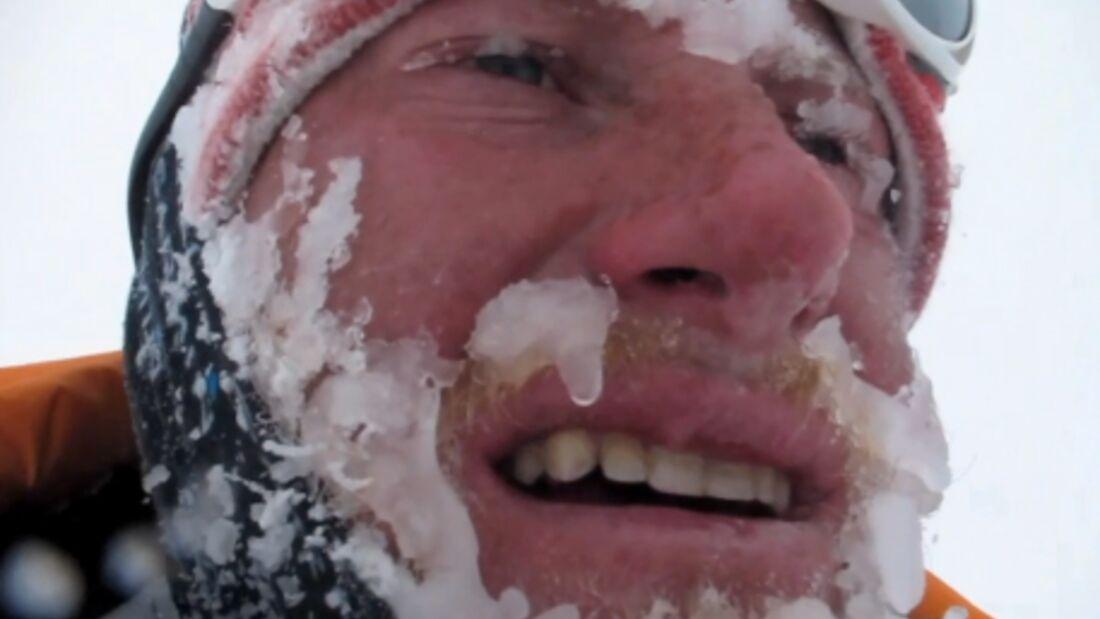KL Corey Richards Winterbesteigung Gasherbrum 2 Cold-Trailer