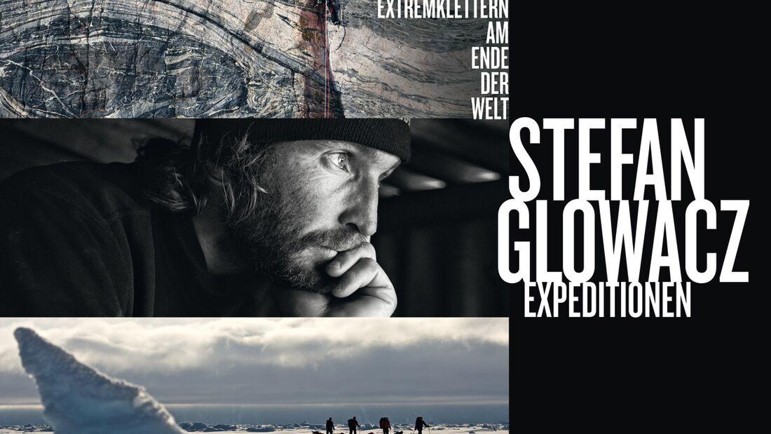 KL Cover Stefan Glowacz Expeditionen Teaser