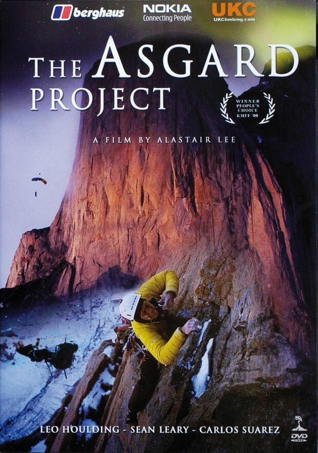 KL DVD The Asgard Project Posing Productions