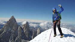 KL-Damenbegehung-Cerro-Torre-Christina-on-top-of-Cerro-Torre-(C)-Caro-North (jpg)