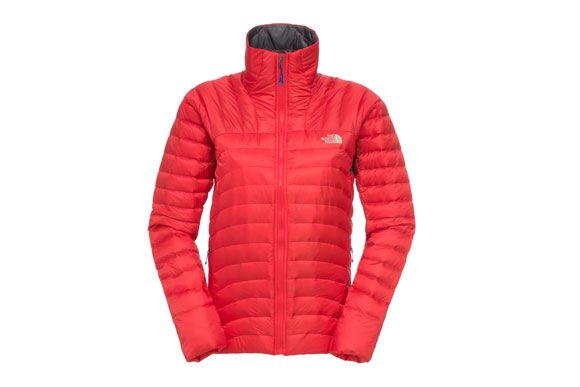 KL-Daunenjacken-Winterjacke-2013-The North Face-Frauen-M Thunder Micro Jacket JACKET
