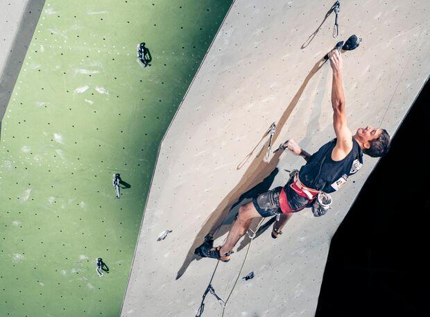 KL David Firnenburg wird Deutscher Lead-Meister