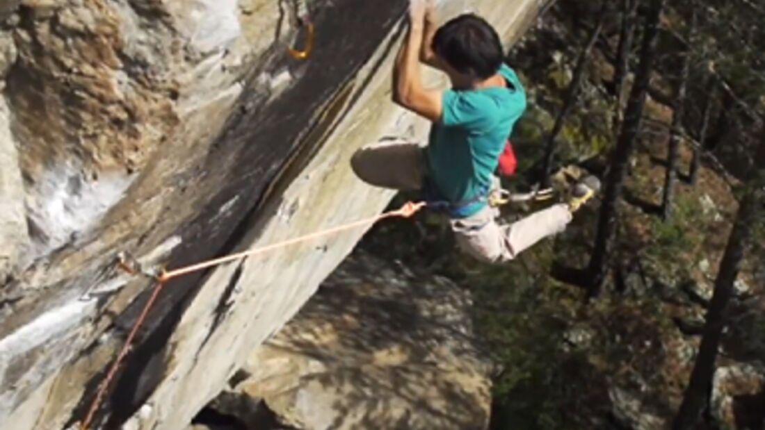 KL David Lama Trailer Video-Portrait Servus TV Teaser