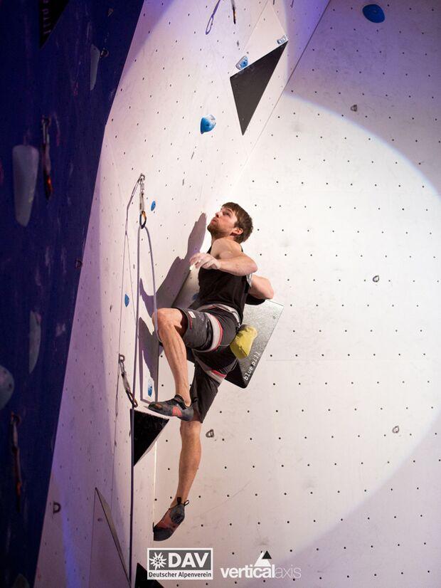 KL Deutsche Meisterschaft Lead Jan Hojer