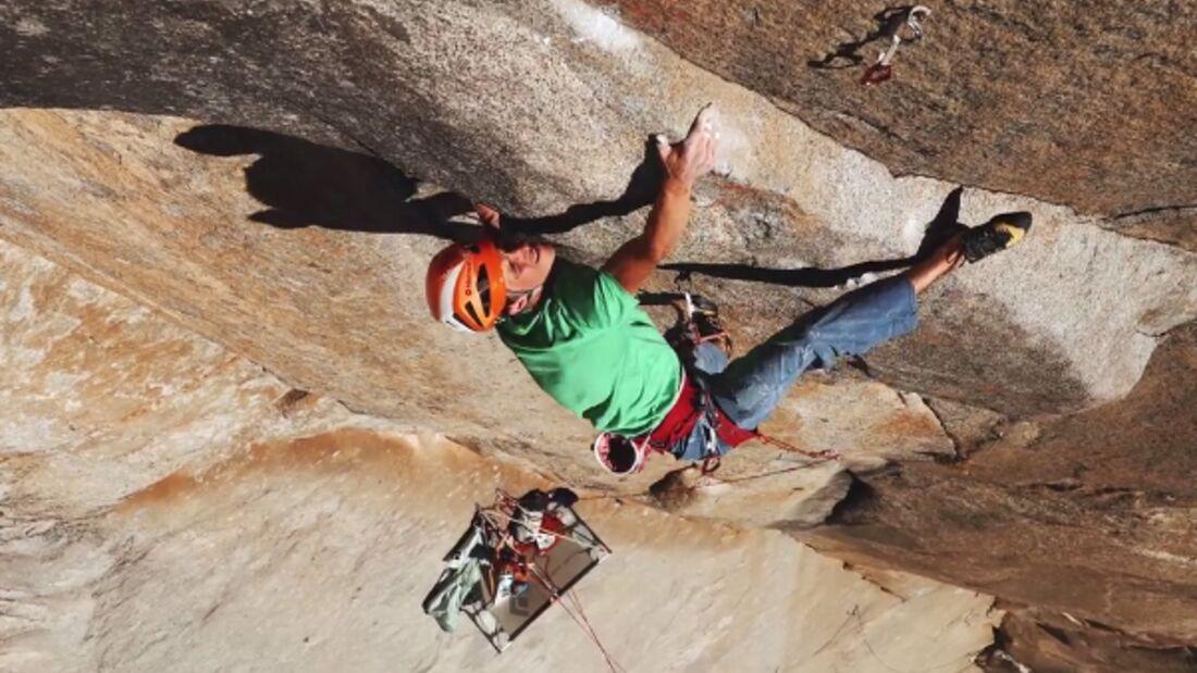 KL Dihedral Wall (5.14a) & FInal Frontier (5.13b) Jorg Verhoeven