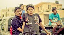 KL-Escalando-Fronteras-Charity-Klettern-Mexiko-Javier-Esteban-Eduardo-und-Carlos-waren-die-ersten-Jugendlichen-aus-Lomas-Modelo-Monterrey-die-seit-2014-mit-Escalando-Fronteras-klettern-gehen (jpg)