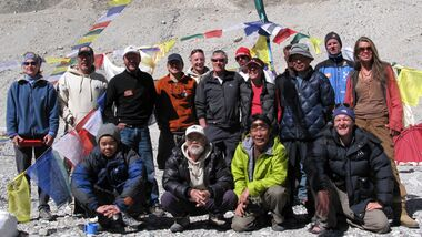KL Everest-Doku Team