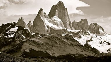 KL Fitz Roy mit Fitz Traverse Patagonien unter CC 2.0