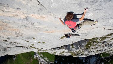 """KL Florian Behnke in """"New Age"""" (8a+)"""