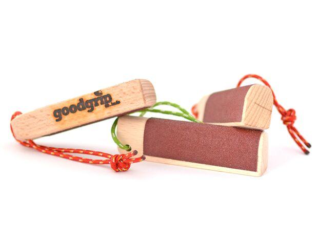 KL Goodgrip Skinshaper Schmirgelgeräte für Klettererfinger