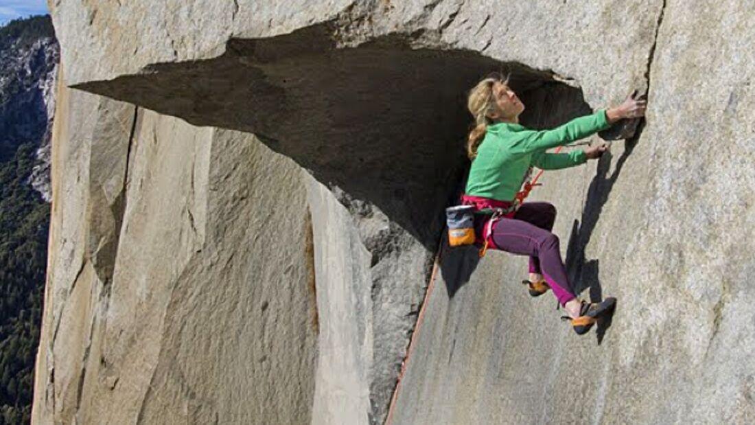 KL Google Street view El Capitan mit Lynn Hill teaserbild