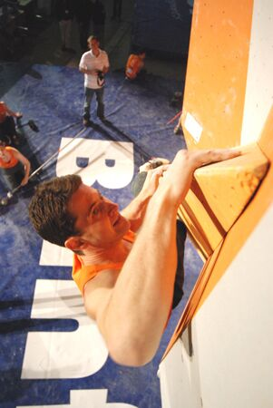 KL Gunter Gaebel Qualifikation Bouldercup Pforzheim