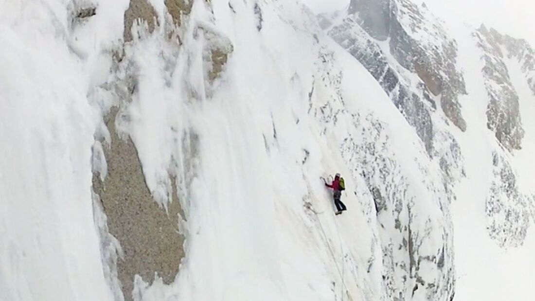 "KL Hansjörg Auer Michael ""Much"" Mayr - Erstbesteigung des Mount Reaper in Alaska"
