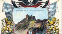 KL Historisches Alpenarchiv - Zugspitze