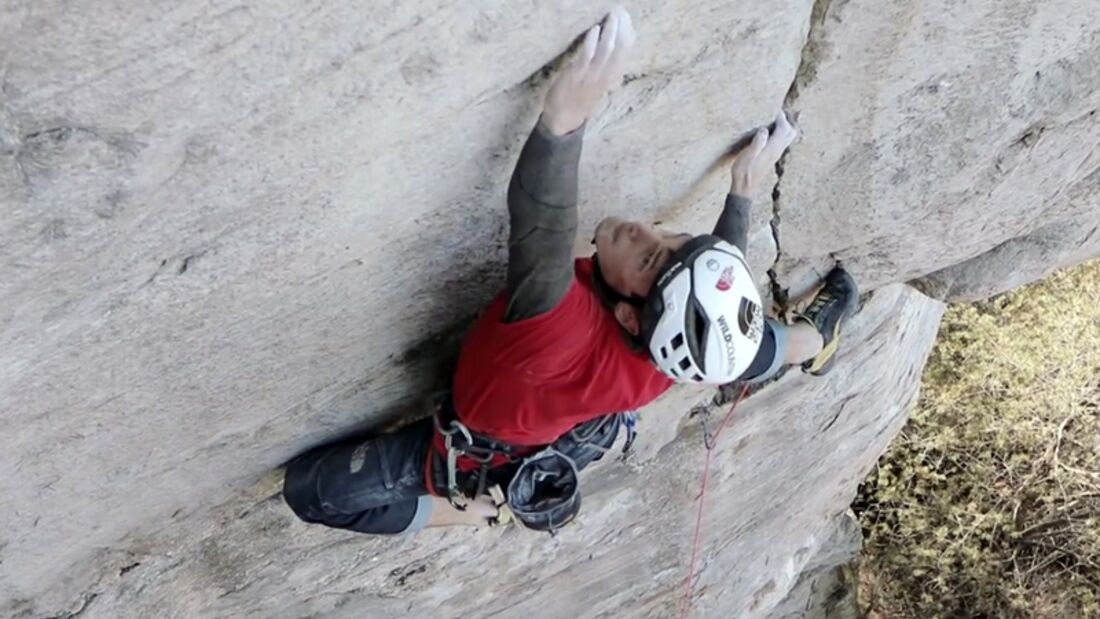 KL James Pearson Beyond the Mostest climbing Chattanooga