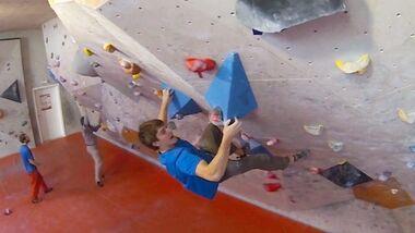 KL Jan Hojer beim Trainingslehrgang Arena Vertical teaser