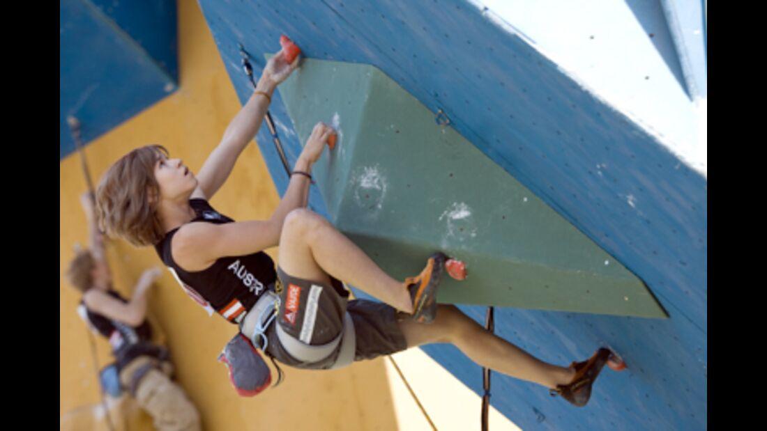 KL Johanna Ernst Lead-Worldcup Qinghai