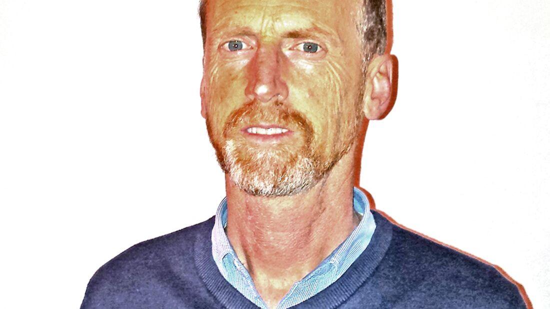 KL Kletterhallen-Experte Elias Hitthaler