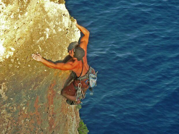 KL Klettern auf Malta
