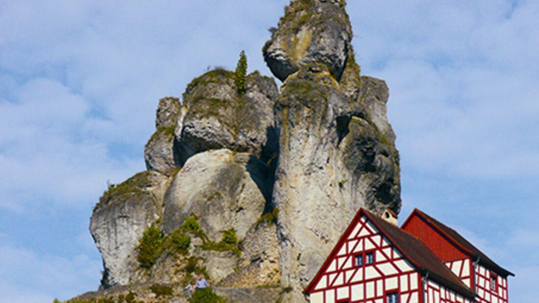 KL Klettern im Frankenjura