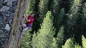 KL Klettern im Ötztal - Barbara Bacher