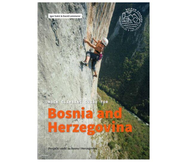KL Klettern in Bosnien & Herzegovina Topoführer