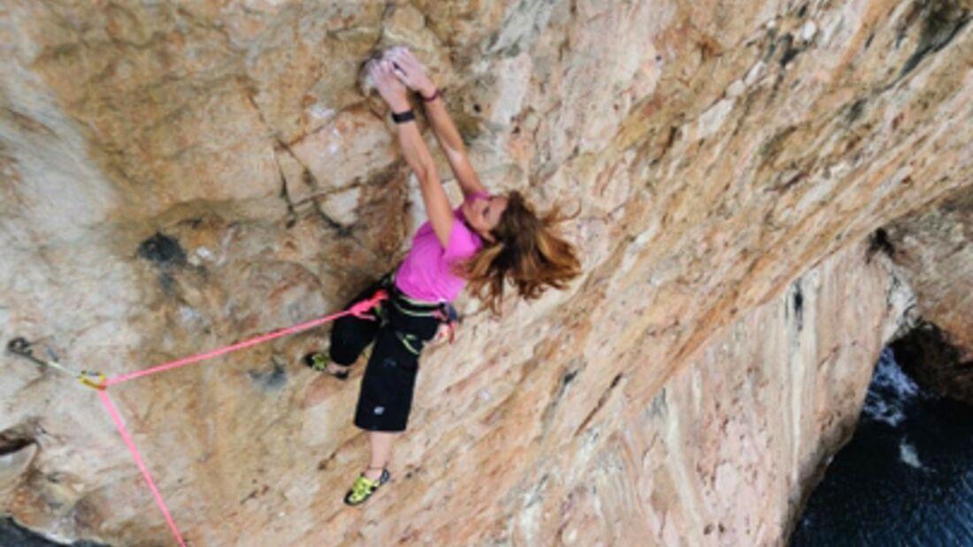 KL Klettern in Spanien Andrea Cartas