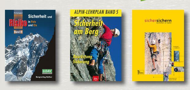 KL Literatur Sicherheit beim Klettern