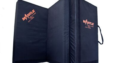 KL Mantle Climbing Big Pad Crash Pad