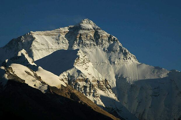 KL Mount Everest Nordseite