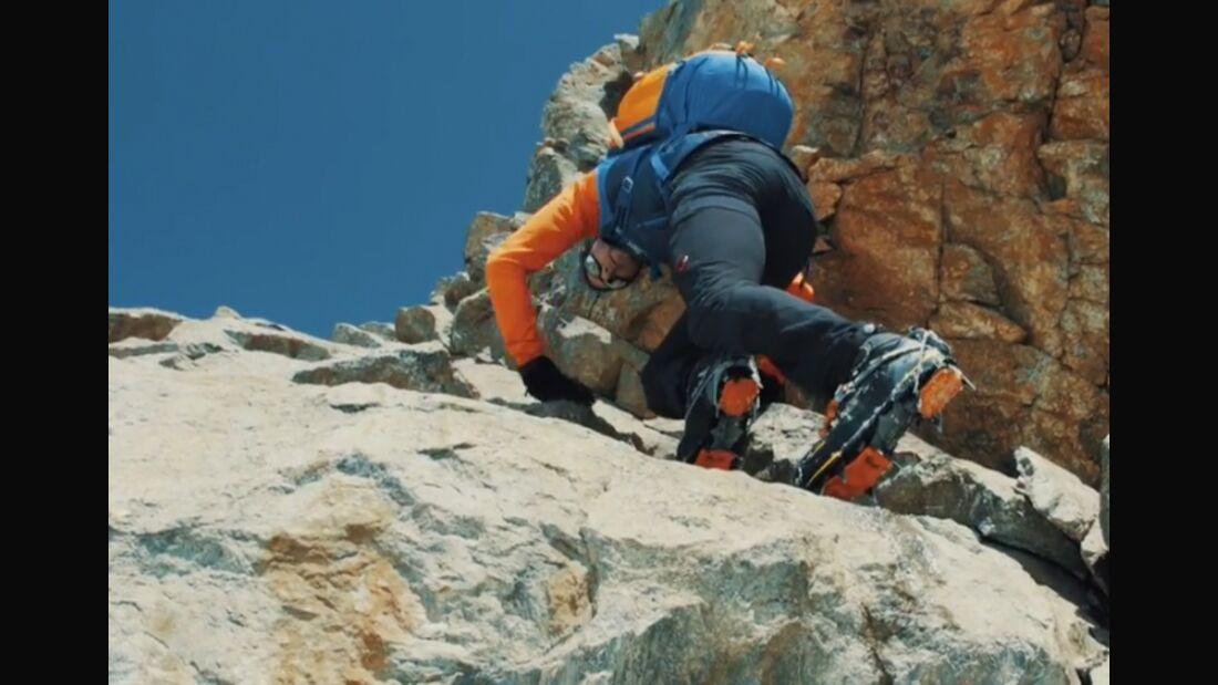 KL Nicolas Hojac Gipfel von Jungfrau, Mönch und Eiger