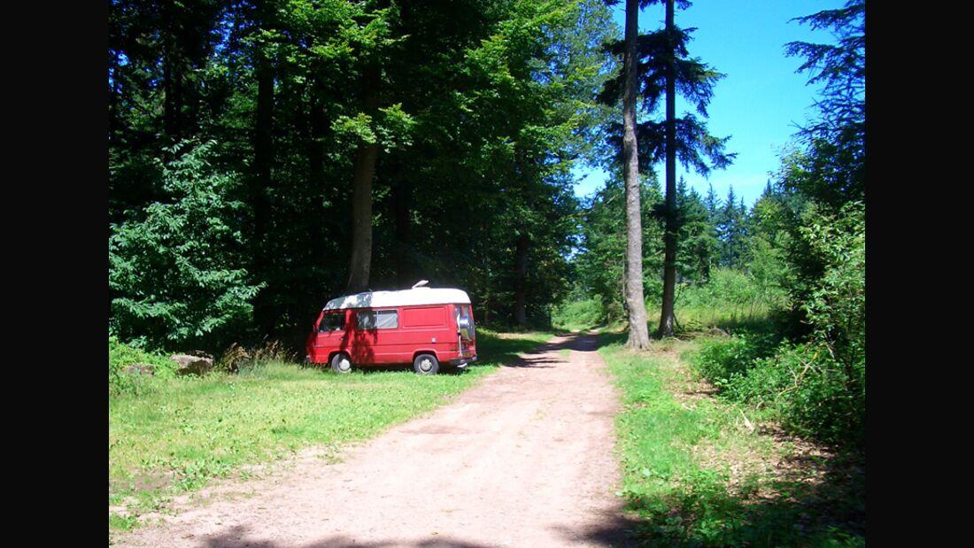 KL OD Sarahs Bus im Elsass
