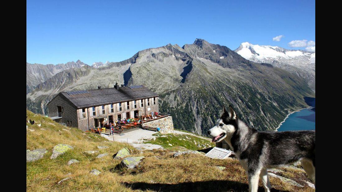 KL Online- Reservierungsportal der Alpenvereine teaser