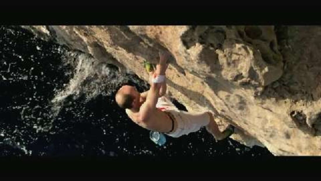 KL Red Bull Psicobloc Olympos 2011 - Deep Water Soloing