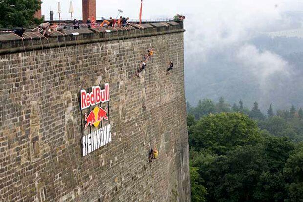 KL Red Bull Steinkoenig Festung Königstein