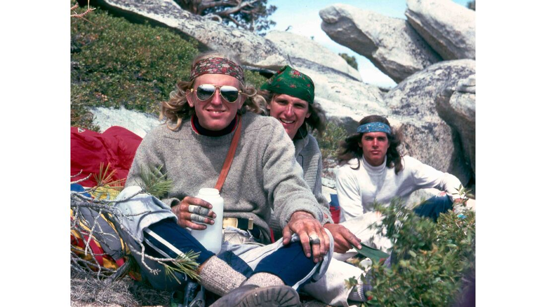 KL-Reelrock-2014-15-John-Bachar,-Mike-Graham,-Ron-Kauk-top-of-El-Capitan's-Shield-route-1976-ph-Mike-Graham_k (jpg)