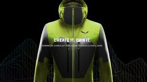KL Salewa Create your own Jacket