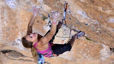 KL Sasha DiGiulian climbing Era Vella Vid Teaser