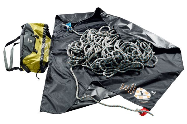 KL Seilsack fürs Kletterseil - Deuter Rope Bag 7000 1