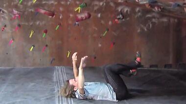 KL Sicher landen beim Bouldern Tipps Video