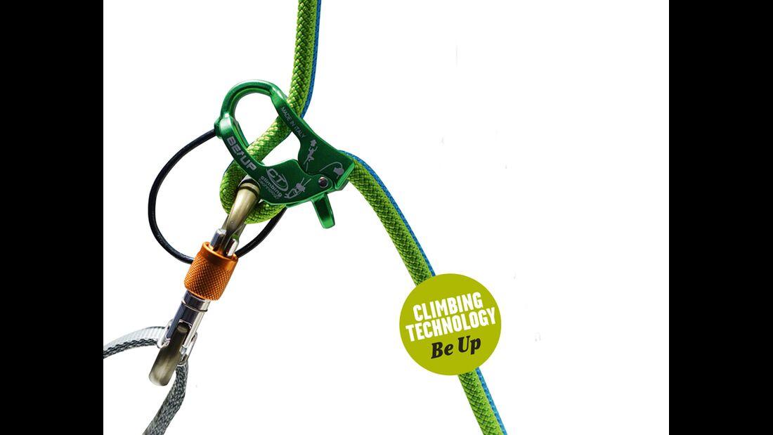 KL Sicherungsgerät Be Up von Climbing Technology