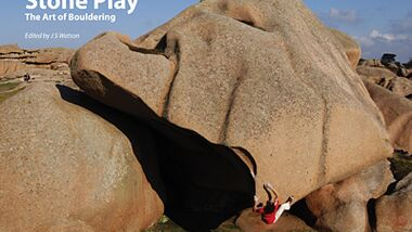 KL Stone Play - The Art of Bouldering cover