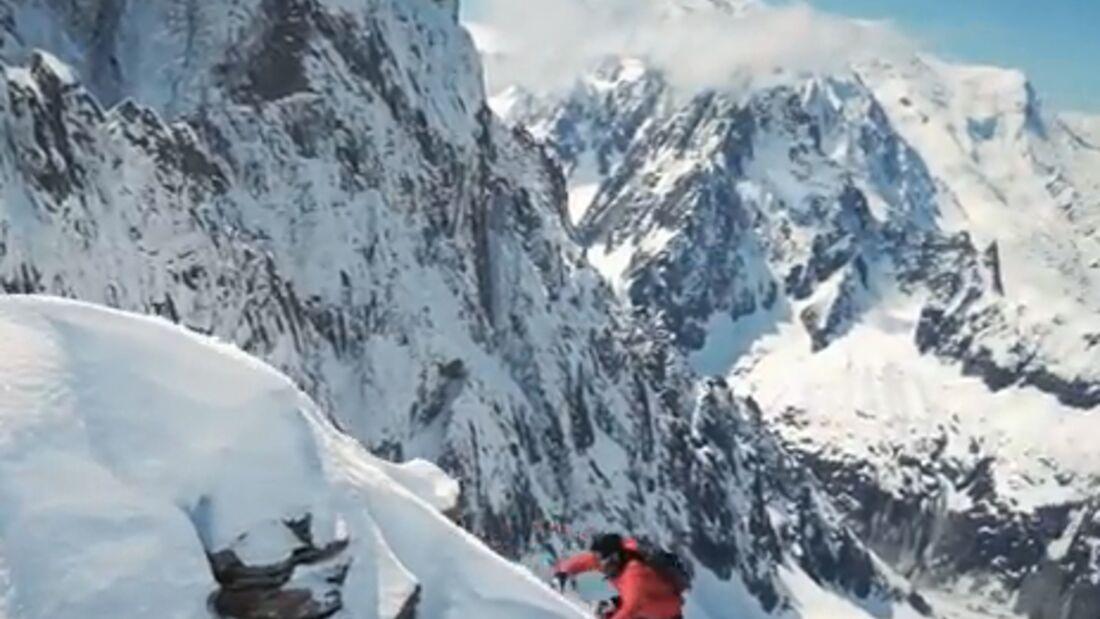 KL Summits of my Life Trailer Kilian Jornet TEaser