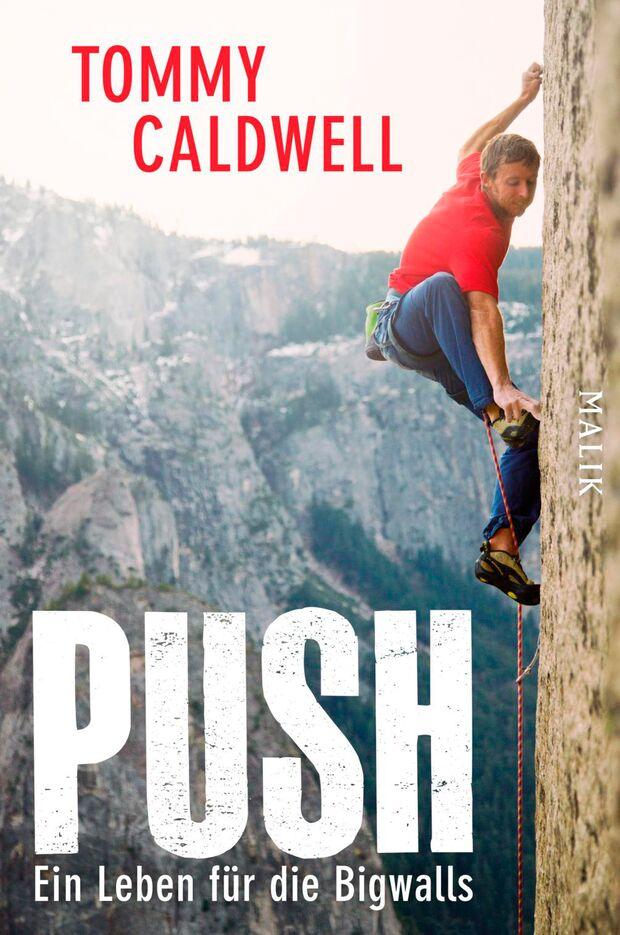 KL Tommy Caldwell The Push Buch Deutsch