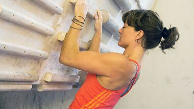 KL Training für mehr Körperspannung und Fingerkraft beim Klettern und Bouldern teaser