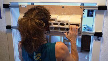 KL Trainingsboard-Halterung Smartrock rockbase flex test