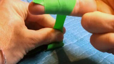 KL Voodoo-Flossing Finger Teaser