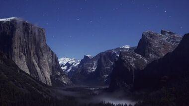 KL Yosemite Time Lapse Landscape Teaser